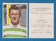 Glasgow Celtic Tommy Gemmell Scotland